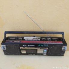 Radios antiguas: RADIOCASSETTE RETRO PANASONIC. Lote 186018870