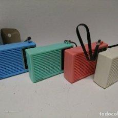 Radios antiguas: 272-LOTE DE RADIOS TRANSISTORES INTERNATIONAL IC88. Lote 186028726