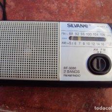 Radios antiguas: RADIO 2 BANDAS. Lote 186144446