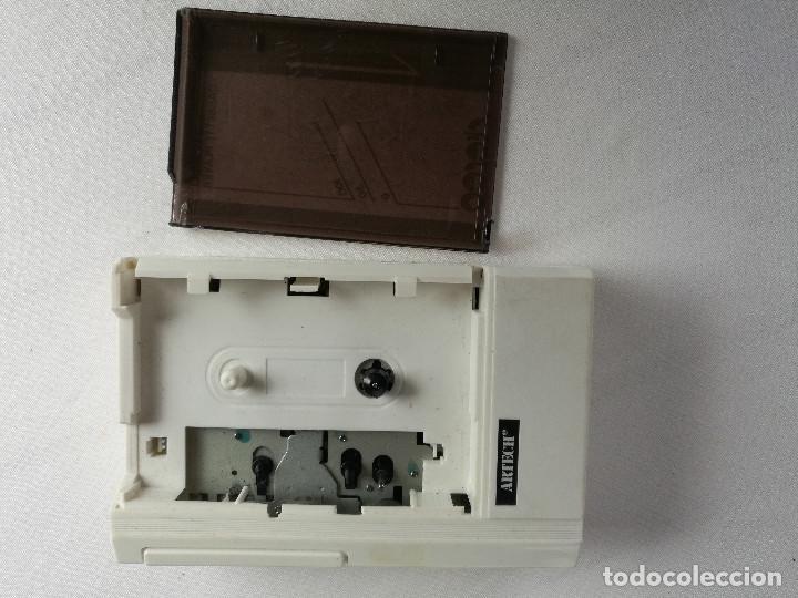 Radios antiguas: LOTE RADIOS Y REPRODUCTOR CASSETE. INTERNATIONAL WF-833, SONIA SR-2168 Y ARTECH Z8 - Foto 5 - 186159691