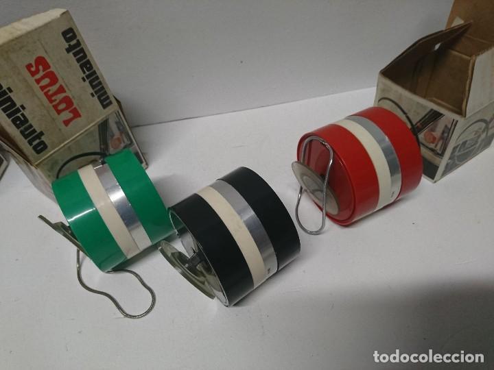 228-LOTE DE RADIO TRANSISTOR MINIAUTO DE LOTUS. (Radios, Gramófonos, Grabadoras y Otros - Transistores, Pick-ups y Otros)
