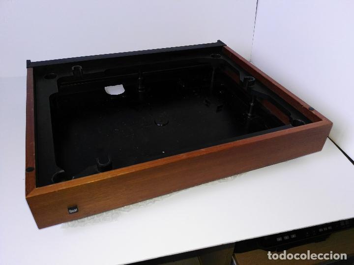 Radios antiguas: DUAL 701 (tocadiscos) Uno de los platos mas buscados y valorados (ver...) - Foto 2 - 186339326