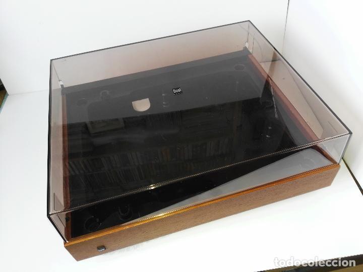 Radios antiguas: DUAL 701 (tocadiscos) Uno de los platos mas buscados y valorados (ver...) - Foto 7 - 186339326