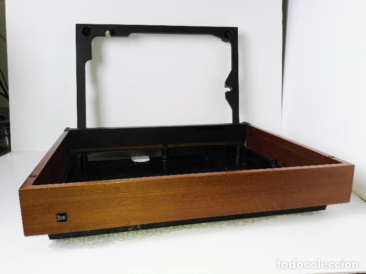 Radios antiguas: DUAL 701 (tocadiscos) Uno de los platos mas buscados y valorados (ver...) - Foto 8 - 186339326