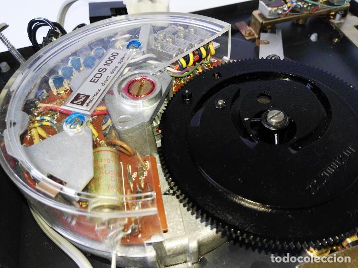 Radios antiguas: DUAL 701 (tocadiscos) Uno de los platos mas buscados y valorados (ver...) - Foto 13 - 186339326