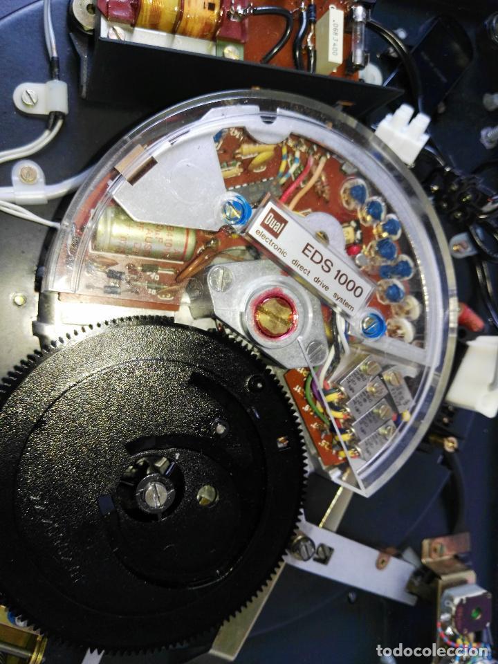 Radios antiguas: DUAL 701 (tocadiscos) Uno de los platos mas buscados y valorados (ver...) - Foto 16 - 186339326
