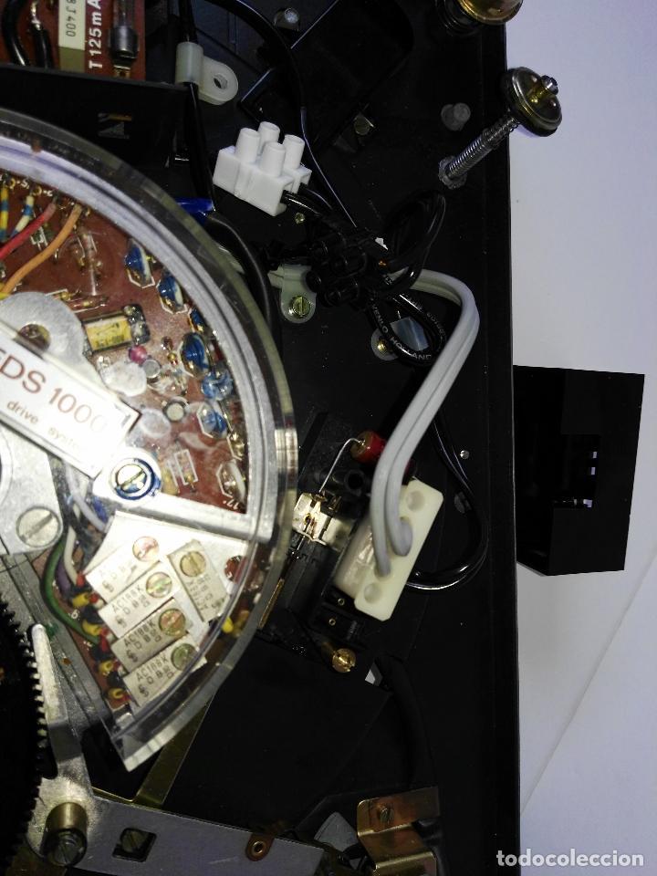 Radios antiguas: DUAL 701 (tocadiscos) Uno de los platos mas buscados y valorados (ver...) - Foto 18 - 186339326