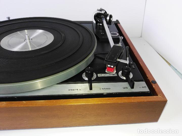 Radios antiguas: DUAL 701 (tocadiscos) Uno de los platos mas buscados y valorados (ver...) - Foto 25 - 186339326
