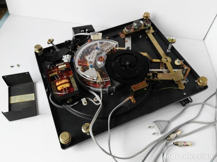 Radios antiguas: DUAL 701 (tocadiscos) Uno de los platos mas buscados y valorados (ver...) - Foto 28 - 186339326