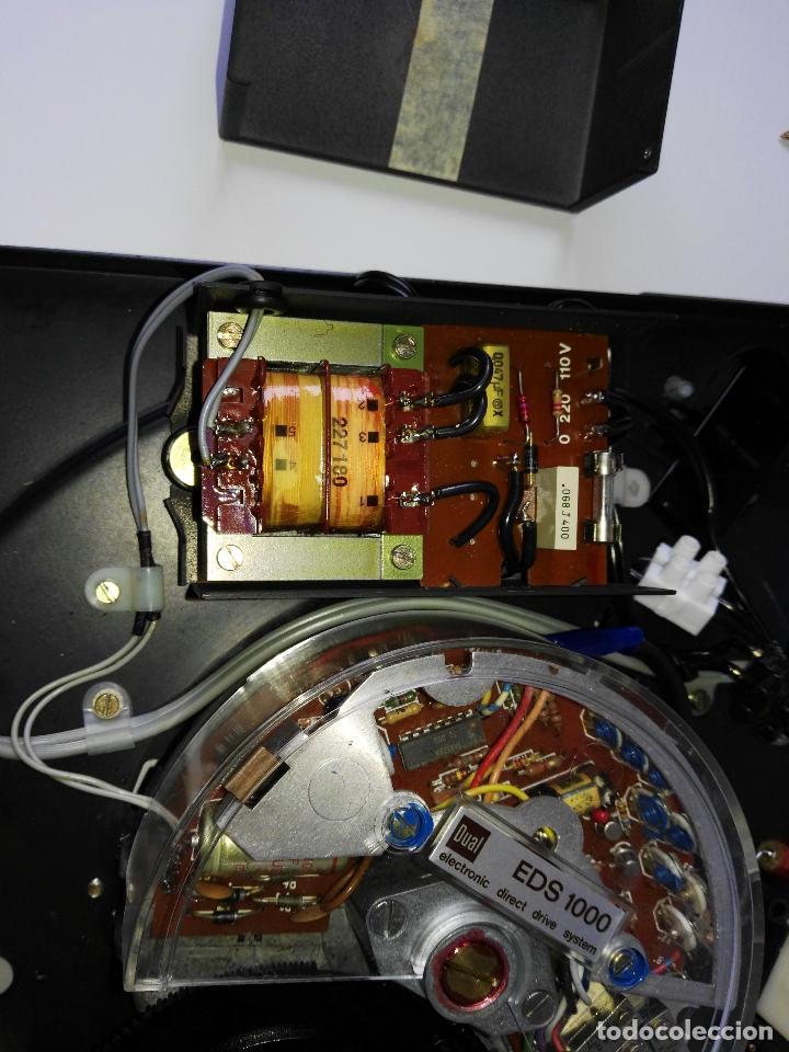 Radios antiguas: DUAL 701 (tocadiscos) Uno de los platos mas buscados y valorados (ver...) - Foto 29 - 186339326