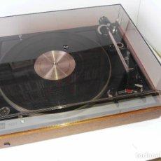 Radios antiguas: DUAL 701 (TOCADISCOS) UNO DE LOS PLATOS MAS BUSCADOS Y VALORADOS (VER...). Lote 186339326
