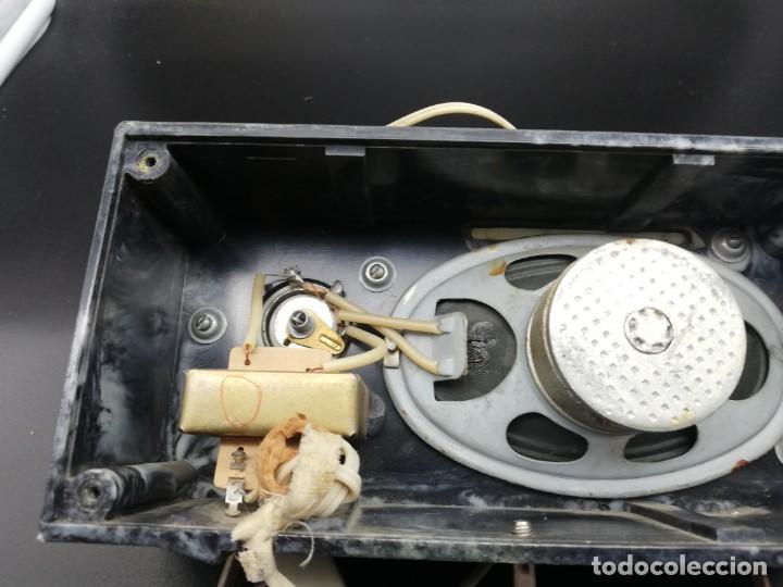 Radios antiguas: PUNTO DE RADIO POR CABLE SOVIÉTICA URSS FUNCIONA DE UNA SOLA EMISORA PARA PROPAGANDA DEL PARTIDO - Foto 8 - 181337776