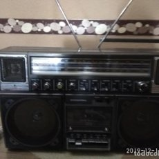 Radios antiguas: RADIO CASSETTE INTERNACIONAL. Lote 187095983