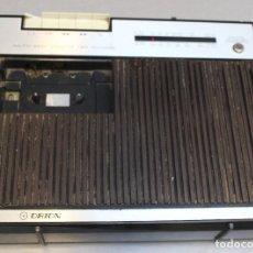 Radios antiguas: RADIOCASSETTE ORION. Lote 187447127