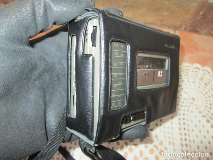 Radios antiguas: Walkman Toshiba Stereo Model. RT-V300, con su funda. Made in Japan. - Foto 12 - 207410991