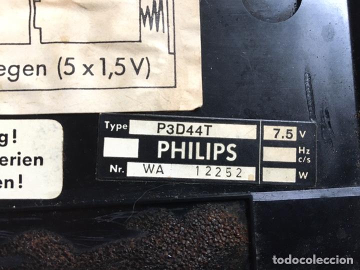 Radios antiguas: TRANSISTOR PHILIPS DORETTE DECADA DE LOS 60 - Foto 11 - 188716012