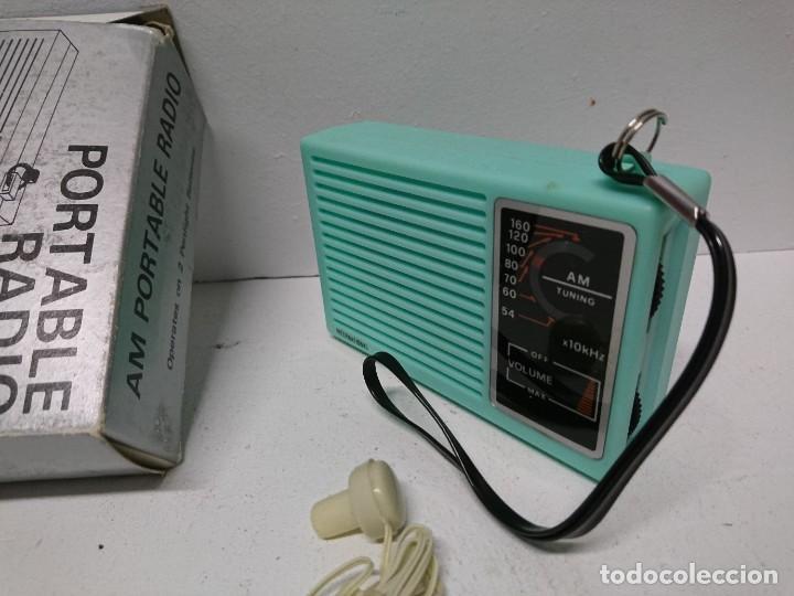 Radios antiguas: 273-Radio transistor International IC-88 - Foto 3 - 189455263