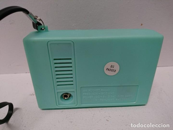 Radios antiguas: 273-Radio transistor International IC-88 - Foto 5 - 189455263
