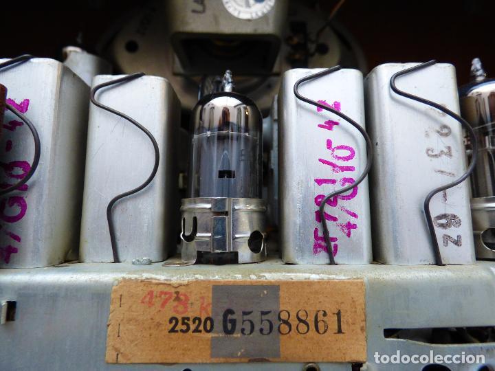 Radios antiguas: Antigua radio de válvulas, marca BLAUPUNKT, en magnifico estado, funcionando gran sonido (ver vídeo) - Foto 18 - 189989092