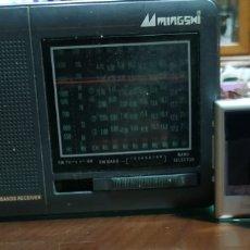 Radios antiguas: MUSICA. SONIDO. Lote 190081602