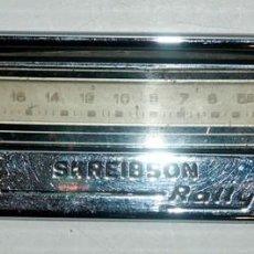 Radios antiguas: FRONTAL DE AUTORADIO SKREIBSON RALLY. Lote 190171852