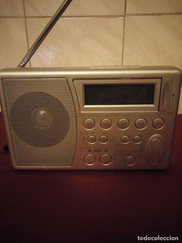 Radios antiguas: Radio despertador microspot mic ra 37 welt - Foto 2 - 190580418