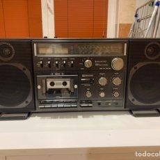 Radios antiguas: RADIOCASETE SANYO 9998LU. Lote 190640640