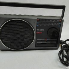 Radios antiguas: RADIO TRANSISTOR MARCA PHILIPS. Lote 190646187