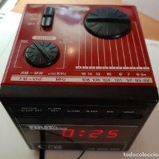 Radios antiguas: RADIO DESPERTADOR. Lote 190984771