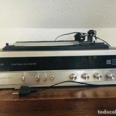 Radios antiguas: TOCADISCOS BETTOR EF-235 QUADROEFECT. Lote 191056448