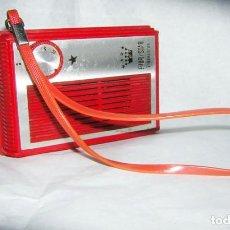 Radios antiguas: ANTIGUO RADIO TRANSISTOR FOUR STAR, PEQUEÑO TAMAÑO. Lote 191159200