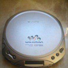 Radios antiguas: SONY - CD WALKMAN D-E221 ESP MAX - ENVÍO CERTIF. 6,99. Lote 191160038