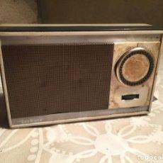 Radios antiguas: ANTIGUA RADIO / TRANSISTOR DE MARCA INTER DE LOS AÑOS 70 . Lote 191202980