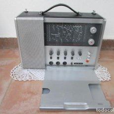 Radios antiguas: RECEPTOR MUNDIAL BRAUN STATION T 1000 CD. Lote 191207997