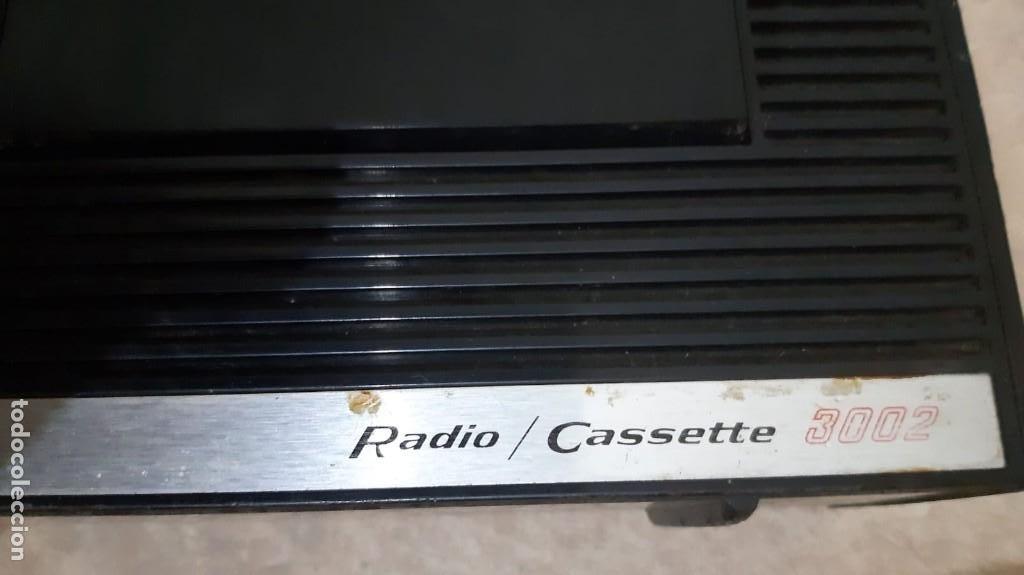 Radios antiguas: RADIO CASSETTE ANTIGUO LAVIS 3002 - Foto 3 - 191222677