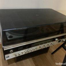 Radios antiguas: TOCADISCOS BETTOR EF-380 + ALTAVOCES. Lote 191364601