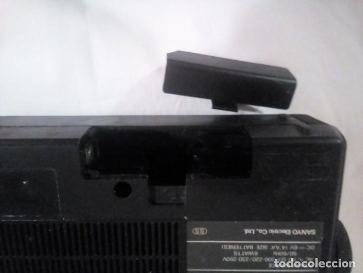 Radios antiguas: Radio-transistor Sanyo RP-6160AD - Foto 4 - 191383657