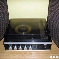 Radios antiguas: TOCADISCOS BETTOR EF-41 DUAL 420 CON ALTAVOCES ORIGINALES.AÑOS 70.. Lote 191543973