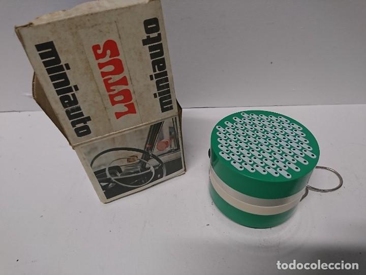 Radios antiguas: 279-Radio transistor miniauto de Lotus - Foto 3 - 191594000