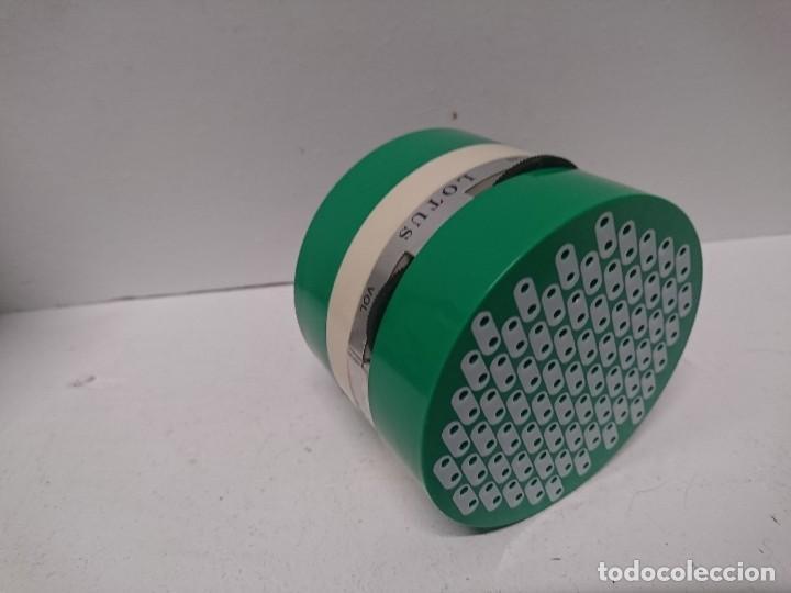 Radios antiguas: 279-Radio transistor miniauto de Lotus - Foto 4 - 191594000