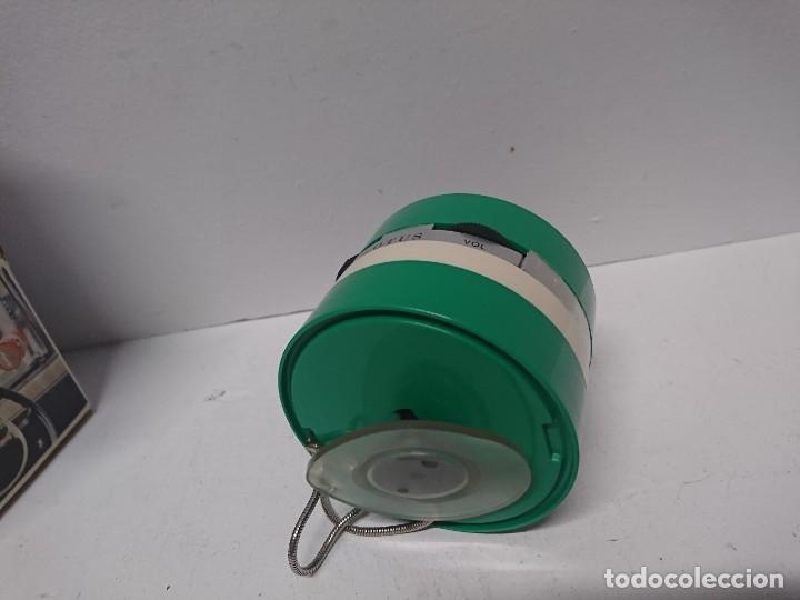 Radios antiguas: 279-Radio transistor miniauto de Lotus - Foto 5 - 191594000