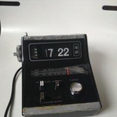 Radios antiguas: RADIO RELOJ DESPERTADOR. Lote 191620342