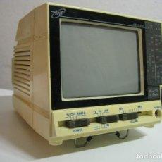 Radios antiguas: MINI RADIO TELEVISOR PORTATIL TELE ELECTRONIC KTV - 9200. Lote 191651341