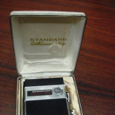 Radios antiguas: ANTIGUA RADIO STANDARD MICRONIC RUBY. SR-Q460F. JAPAN. AM/FM.CON SU ESTUCHE. C1960. Lote 191767536