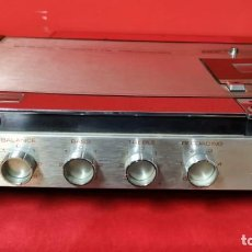 Radios antiguas: CASSETTE PHILIPS STEREO 2400. Lote 191810732