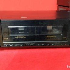 Radios antiguas: DOBLE PLETINA SONY TC-W290. Lote 191812445
