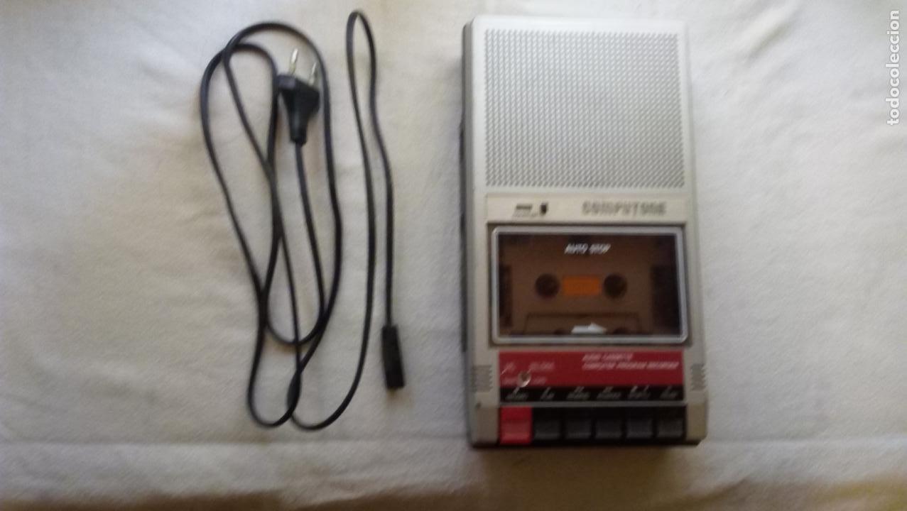 Radios antiguas: CASET WALMAN, FUNCIONA BIEN - Foto 2 - 191822883