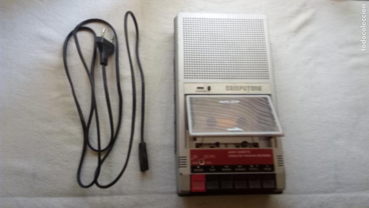 CASET WALMAN, FUNCIONA BIEN (Radios, Gramófonos, Grabadoras y Otros - Transistores, Pick-ups y Otros)
