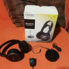 Radio antiche: AURICULARES INALAMBRICOS SONY RF 810RK. Lote 191849061