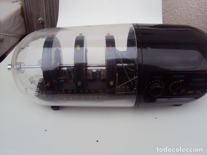 RADIO SICODELICA VINTAGE (Radios, Gramófonos, Grabadoras y Otros - Transistores, Pick-ups y Otros)